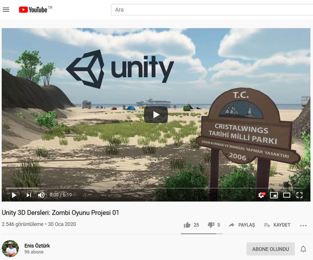 Youtube Başlık Seçme