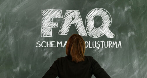 FAQ Schema Oluşturma